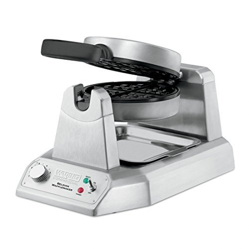 Waring (ww180) 25 Waffle/hr Single Belgian Waffle Maker By Waring Commercial Inc. (kitchen)