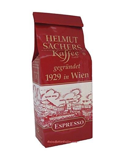 Helmut Sachers Espresso Ground Coffee 16oz454g