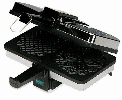 Villaware V3600-ns Prego Nonstick Pizzelle Baker