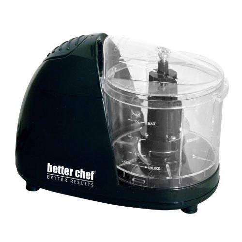Better Chef Compact Chopper - Black