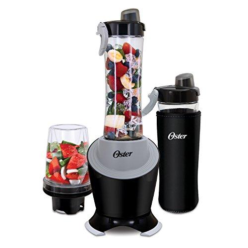 Oster MyBlend Pro 3-in-1 Personal Blender with Food Chopper Black