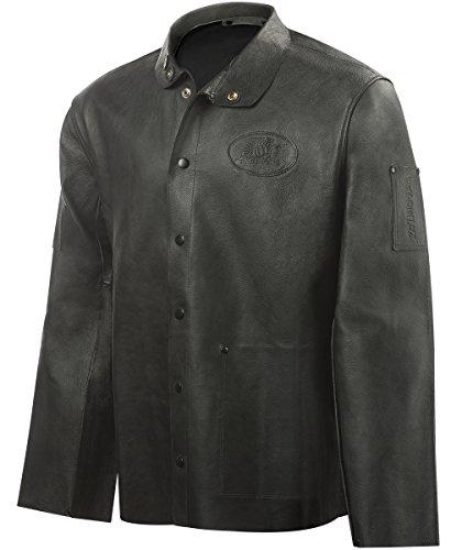 Steiner 92P8-M 30-Inch Pro-Series Grain Pigskin Welding Jacket Medium