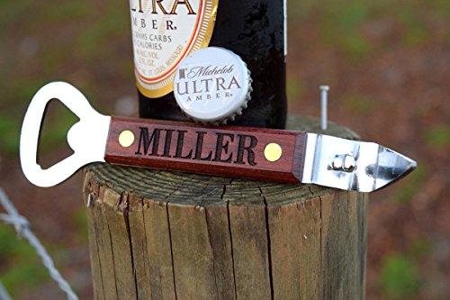 Bottle Opener - Beer Bottle Opener - Personalized Bottle Opener - Personalized Gift - Engraved Bottle Opener - Groomsman Gift - Gift for Him