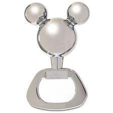 Disney Mickey Mouse Stainless Steel Bottle Opener