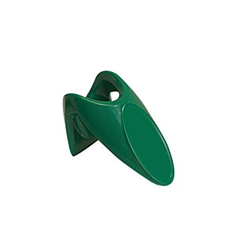 Thirsty Rhino Dente Plastic Finger Ring Bottle Opener Green Set of 2