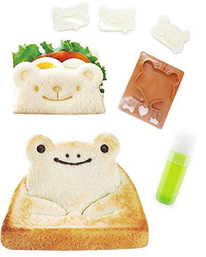 Love of Cooking Animal Sandwich Cutter Bread Cutter
