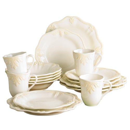 Lenox Butlers Pantry Gourmet 16-Piece Dinnerware Set