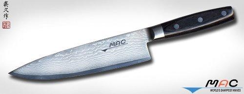 Mac Knife Damascus Chefs Knife 8-Inch