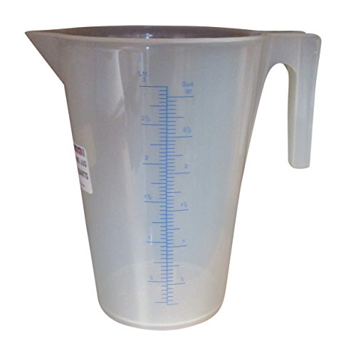 Lubeq 07064 3 Liter Measuring Jug