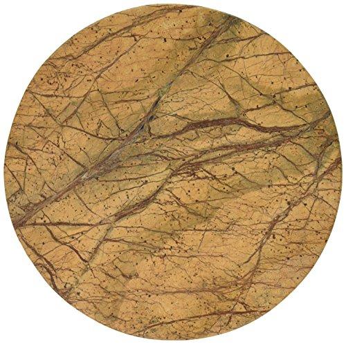 Thirstystone Round Rainforest Marble Trivet