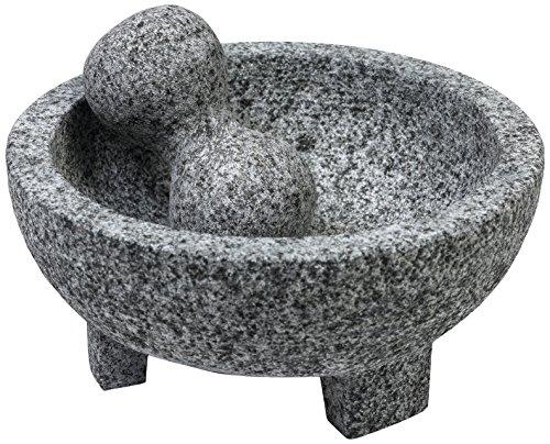 IMUSA USA MEXI-2013 Granite Molcajete Spice Grinder 6-Inch Gray
