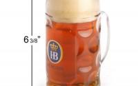 1-X-0-5-Liter-HB-Hofbrauhaus-Munchen-Dimpled-Glass-Beer-Stein-12.jpg