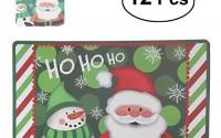 BESTOYARD-6-Pairs-Christmas-Coasters-Placemats-Waterproof-PVC-Snowman-Santa-Claus-Placemats-Table-Mats-Cup-Mat-Christmas-Decoration-Green-10.jpg