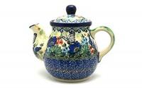 Polish-Pottery-Gooseneck-Teapot-20-oz-Unikat-Signature-U4600-33.jpg