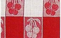 100-Cotton-Red-White-20-x28-Dish-Towel-Set-of-6-Cherries-Check-28.jpg