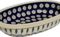 Polish-Pottery-Oval-Serving-Dish-From-Zaklady-Ceramiczne-Boleslawiec-278-56-Peacock-Classic-Pattern-Length-9-75-Width-6-25-Depth-2-18.jpg