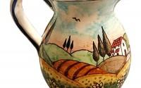 CERAMICHE-D-ARTE-PARRINI-Italian-Ceramic-Art-Pottery-Jar-Pitcher-Vino-Vine-0-4-Gal-Hand-Painted-Decorated-Landscape-Sunflowers-Made-in-ITALY-Tuscan-32.jpg