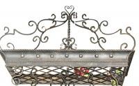 Posh-ITALIAN-SCROLLWORK-Iron-POT-RACK-Pan-Hanging-Ceiling-Luxe-Designer-Metal-42.jpg
